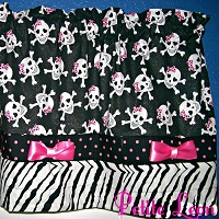Girls Valances