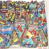 Avengers Comic Book Valance