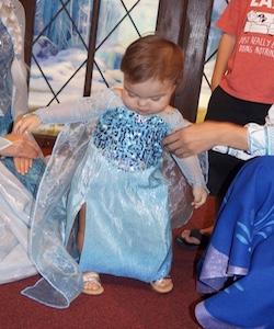 Elsa Costume $30.00 Rental