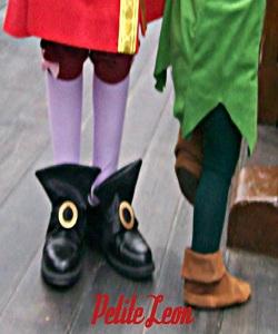 Captain Hook Pirate Shoe Buckles