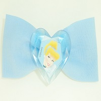 Princess Cinderella Hair Bow