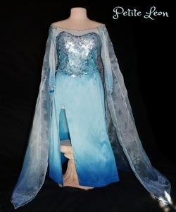 Elsa Costume Deluxe