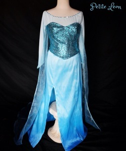 Elsa Frozen Queen
