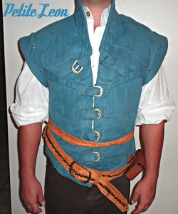 Flynn Rider Costume Doublett