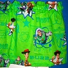 Toy Story 3 Green Valance
