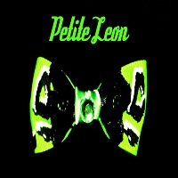 Lime Green Black Cheetah Black Lace Bow