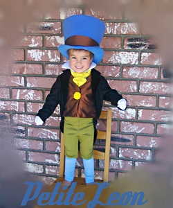 Jiminy Cricket Child Costume