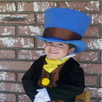 Jiminy Cricket Hat