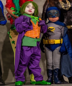 Joker Costume $40.00 Rental