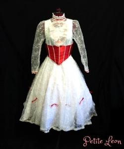 Mary Poppins Budget Dress
