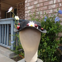Mary Poppins Daisy Hat