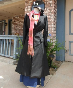 Mary Poppins Nanny Child Costume