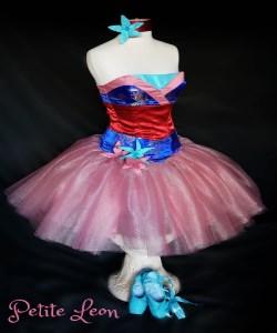 Mulan Ballerina Costume