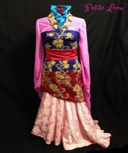 Mulan Doll Match Maker Costume