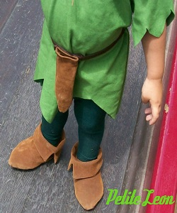 Peter Pan Adult Size Shoes