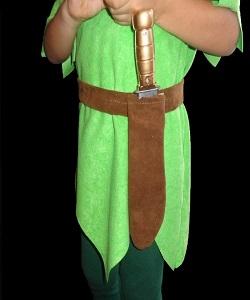Peter Pan Belt