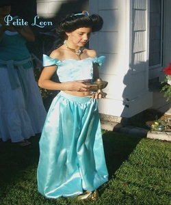 Princess Jasmine Child $30.00 Rental