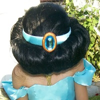 Princess Jasmine Crown