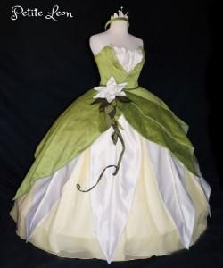 Princess Tiana Lilly Dress