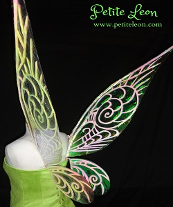 Tinkerbell Glow Fairy Wings