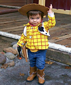 Woody Cowboy Costume Rent