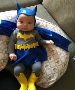 Batgirl Baby Costume $30.00 RENTAL
