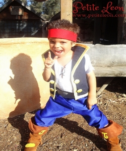 Jake Neverland Pirate